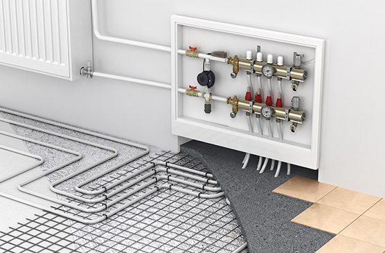 Belgas verwarming installatie en onderhoud